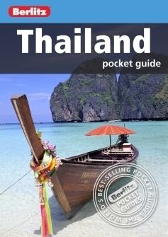 TAJLANDIA pocket guide przewodnik BERLITZ
