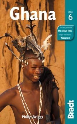 GHANA przewodnik turystyczny BRADT 2014