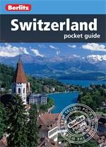 SZWAJCARIA pocket guide przewodnik BERLITZ
