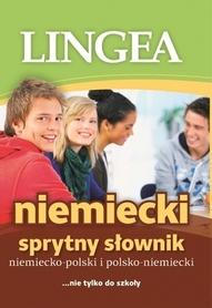 Niemiecko-polski i polsko-niemiecki sprytny słownik wyd. 3 LINGEA