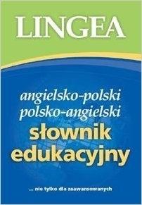 Angielsko-polski i polsko angielski Słownik Edukacyjny LINGEA
