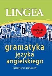 Gramatyka języka angielskiego z Lexiconem na CD LINGEA