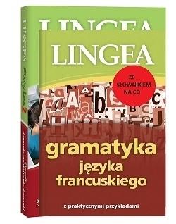 Gramatyka języka francuskiego ze słownikiem na CD LINGEA