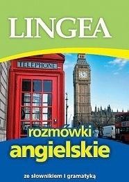 Rozmówki angielskie wyd. 6 LINGEA 2016