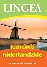 Rozmówki niderlandzkie wyd. 3 LINGEA