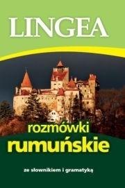 Rozmówki rumuńskie wyd. 2 LINGEA