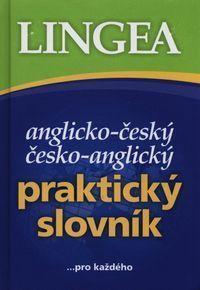 Angielsko-czeski i czesko-angielski praktyczny słownik (Anglicko-český česko-anglický praktický) slovník LINGEA
