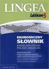 Lexicon 5 Ekonomiczny słownik angielsko-polski i polsko-angielski LINGEA