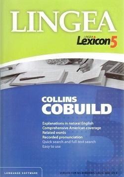 Lexicon 5 Collins COBUILD słownik LINGEA