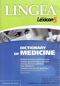 Lexicon 5 Dictionary of Medicine słownik LINGEA