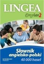 EasyLex 2 angielsko-polski i polsko-angielski słownik LINGEA