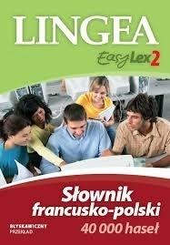 EasyLex 2 francusko-polski i polsko-francuski LINGEA