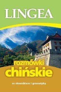 Rozmówki chińskie LINGEA