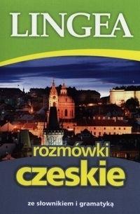 Rozmówki czeskie wyd. 3 LINGEA 2016