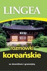 Rozmówki koreańskie LINGEA