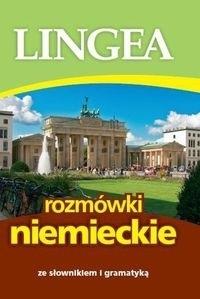 Rozmówki niemieckie wyd. 5 LINGEA 2016