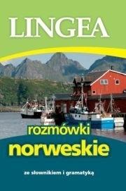 Rozmówki norweskie wyd.3 LINGEA