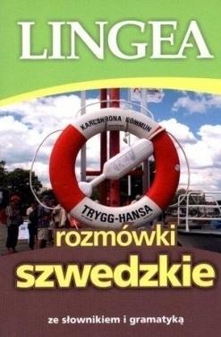 Rozmówki szwedzkie wyd. 2 LINGEA