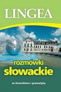 Rozmówki słowackie LINGEA