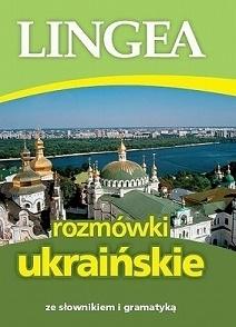 Rozmówki ukraińskie wyd. 2 LINGEA