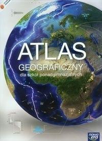 GEOGRAFIA PG atlas geograficzny ŚWIAT I POLSKA NOWA ERA