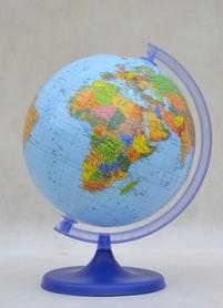 Globus 220 mm polityczny GŁOWALA