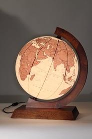 Globus 320 polityczno-fizyczny podświetlany GŁOWALA 5039
