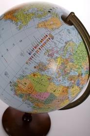 Globus 420 polityczny wysoka stopka GŁOWALA 7811