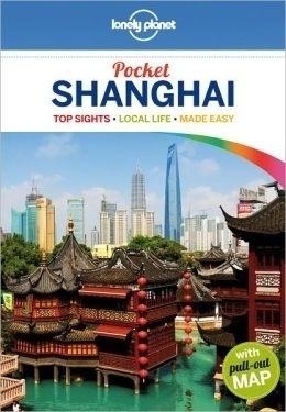 SZANGHAJ SHANGHAI LONELY PLANET POCKET