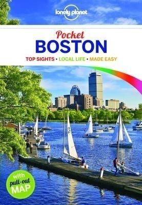 BOSTON LONELY PLANET POCKET