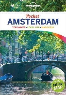 AMSTERDAM LONELY PLANET POCKET