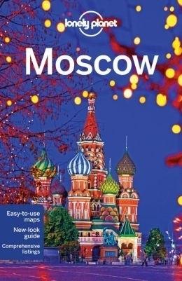 MOSKWA przewodnik LONELY PLANET 2015