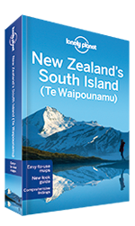 NEW ZELAND SOUTH ISLAND przewodnik LONELY PLANET