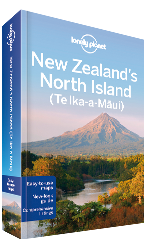 NEW ZELAND NORTH ISLAND przewodnik LONELY PLANET