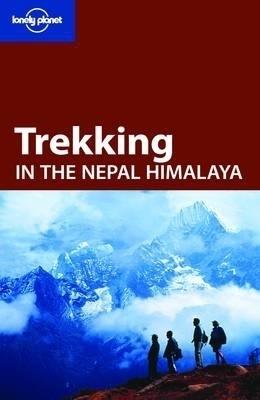 TREKKING IN THE NEPAL HIMALAYA przewodnik LONELY PLANET