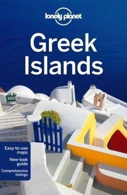 WYSPY GRECKIE przewodnik LONELY PLANET 2014