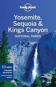 YOSEMITE, SEQUOIA & KINGS CANYON przewodnik LONELY PLANET