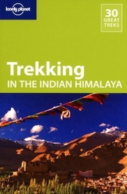 TREKKING IN THE INDIAN HIMALAYA przewodnik LONELY PLANET