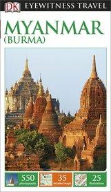 MYANMAR BIRMA przewodnik turystyczny DK