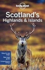 SCOTLAND'S HIGHLANDS & ISLANDS PRZEWODNIK LONELY PLANET 2015