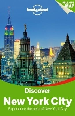 NEW YORK CITY DISCOVER przewodnik LONELY PLANET