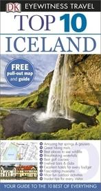 ISLANDIA ICELAND przewodnik TOP 10 DK