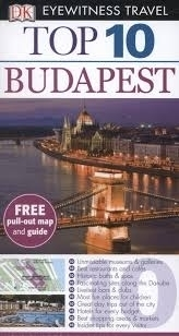 BUDAPESZT przewodnik TOP 10 DK 2014