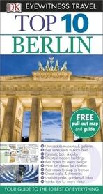 BERLIN przewodnik TOP 10 DK 2014