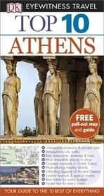 ATENY ATHENS przewodnik TOP 10 DK