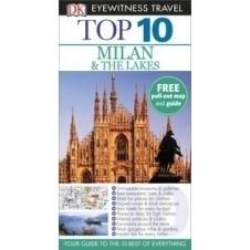 MILAN & THE LAKES MEDIOLAN przewodnik TOP 10 DK