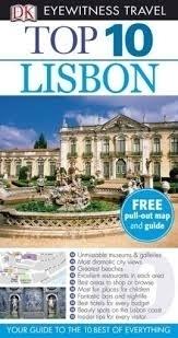 LISBON LIZBONA przewodnik TOP 10 DK 2013