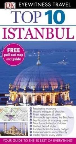 ISTANBUL przewodnik TOP 10 DK
