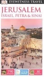 JERUSALEM ISRAEL PETRA SINAI przewodnik TOP 10 DK 2014