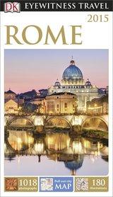 RZYM ROME przewodnik turystyczny DK